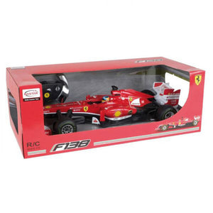 Rastar 1:12 RC Car - Ferrari F138