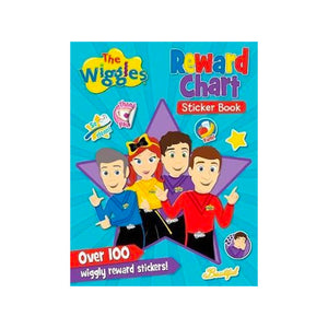 The Wiggles Reward Chart Sticker Book