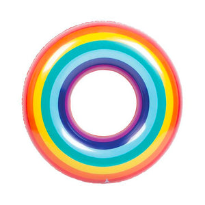 Lazy Dayz Jumbo Rainbow Ring