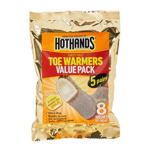 HotHands Adhesive Toe Warmers Value Pack