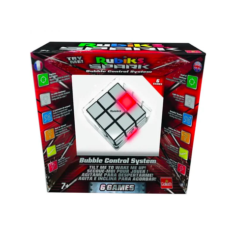 Rubik's Spark Game