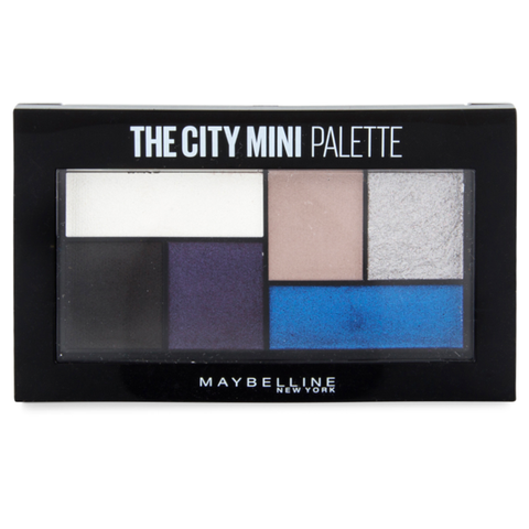 Maybelline The City Mini Eyeshadow Palette 4g - Concrete Runway