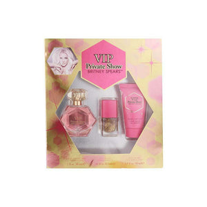 Britney Spears VIP Private Show Eau de Parfum 3 Piece Gift Set