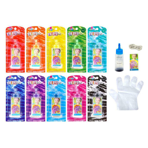 One Step Tie Dye Kit - 14 Pack
