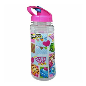 SHOPKINS Kids Easy Open Drink bottle