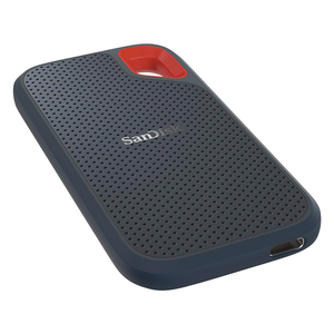 SanDisk Extreme 500 GB External SSD USB 3.1 Gen 2 USB-C - Red/Black