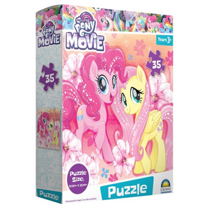 My Little Pony Movie 35 Piece Puzzle - Assorted