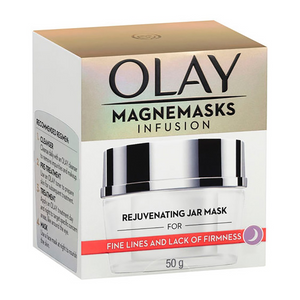 Olay Magnemasks Infusion Rejuvenating Jar Mask for Fine lines and Lack of Firmness (50g)