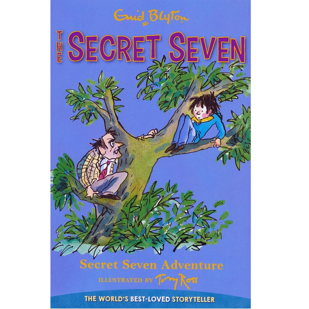 The Secret Seven: Secret Seven Adventures