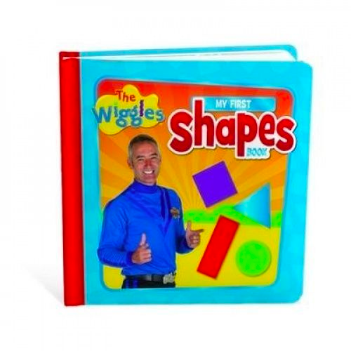 The Wiggles My First Shapes Book