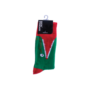 Sock Standard Red Gift Box - 4 Pack