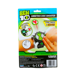 Ben 10 Omnitrix Disc Shooter