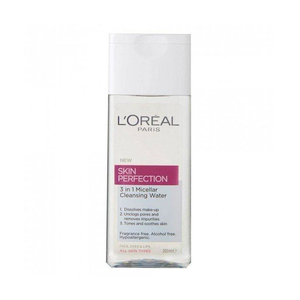 2 x L'Oreal Paris Skin Perfection Micellar Cleansing Water 200ml