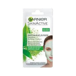 Garnier Rescue Face Mask Matcha 8ml