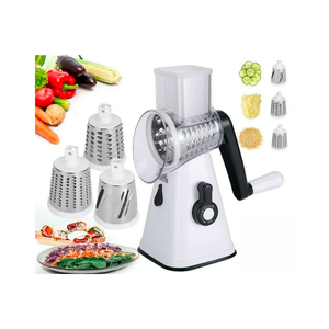Slicer Deluxe All-In-One Grater & Chopper