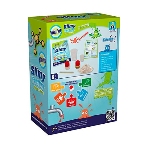 Science4you Mini-Kit Slimy Factory