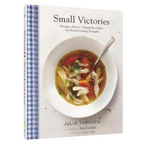 Julia Turshen - Small Victories (Hardcover cookbook)