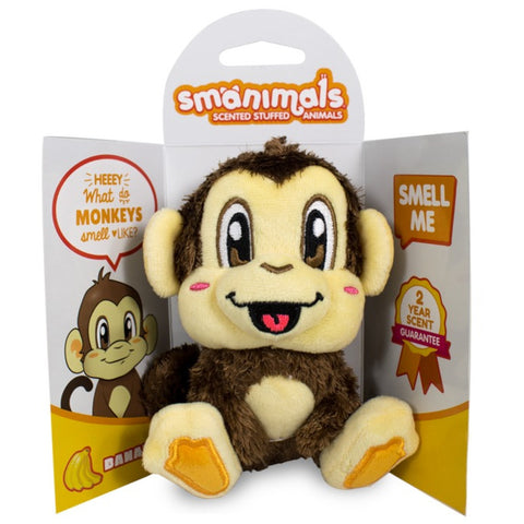 Smanimals - Scented Stuffed Animals