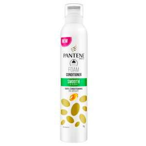 Pantene Foam Conditioner Smooth & Sleek 170g