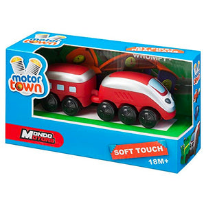 Mondo Motors Motor Town Soft Touch Duo