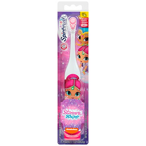 Spinbrush Shimmer & Shine Powered Toothbrush