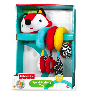Fisher-Price Spiral Activity Toy