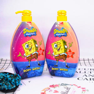 Spongebob Squarepants Body Wash 1L