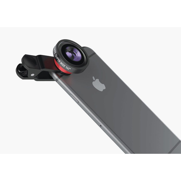 Cygnett- GoCapture 140° Wide Angle Lens for Smartphones