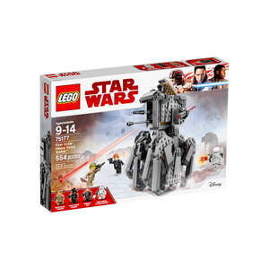 LEGO Star Wars First Order Heavy Scout Walker - 75177