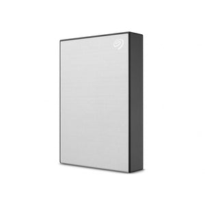 Seagate Backup Plus 5TB Portable Hard Drive - Silver