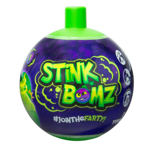 Tomy Stink Bomz Scented Plush Assorted