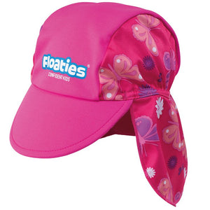 Floaties  Swim Hat- Pink Butterfly