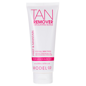 ModelCo Tan Remover Exfoliating Scrub 200ml