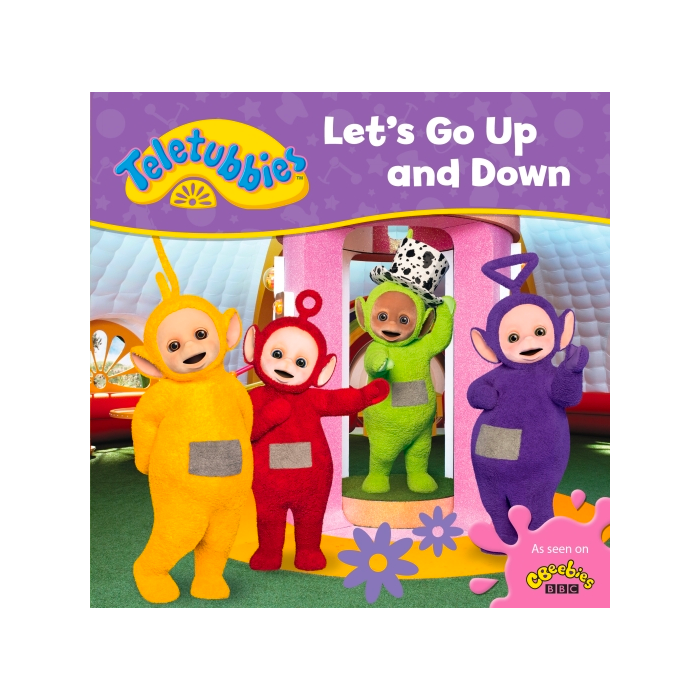 Teletubbies - Let's Go Up And Down