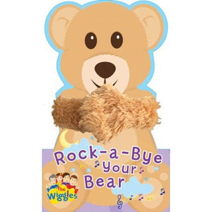 The Wiggles 'Rock-a-Bye Your Bear' Sing and Play Book
