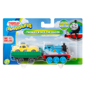 Thomas And Friends Adventures Metal Engine Thomas & Ace The Racer