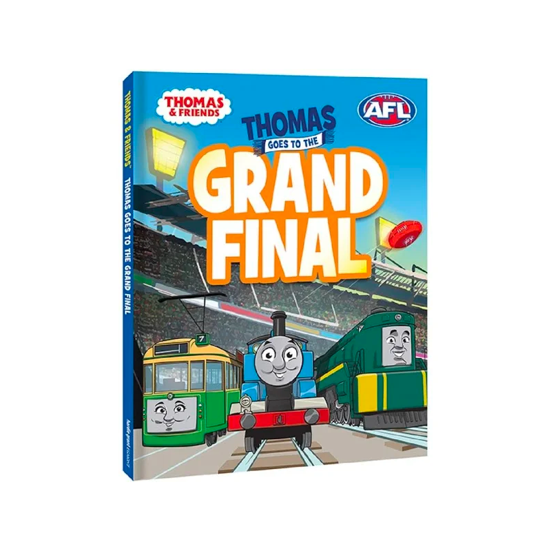 Thomas & Friends Thomas Goes To The Grand Final