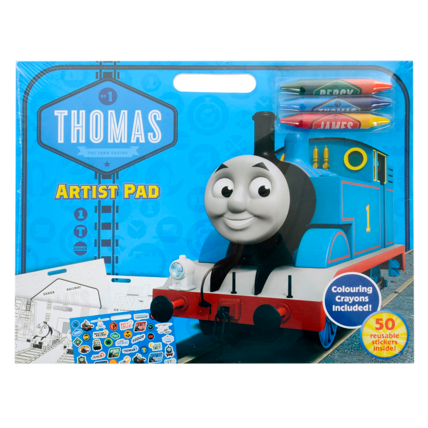 Thomas & Friends Artist Pad