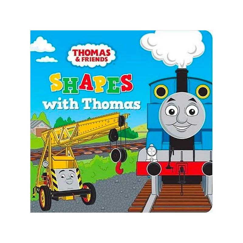 Thomas & Friends Shapes with Thomas