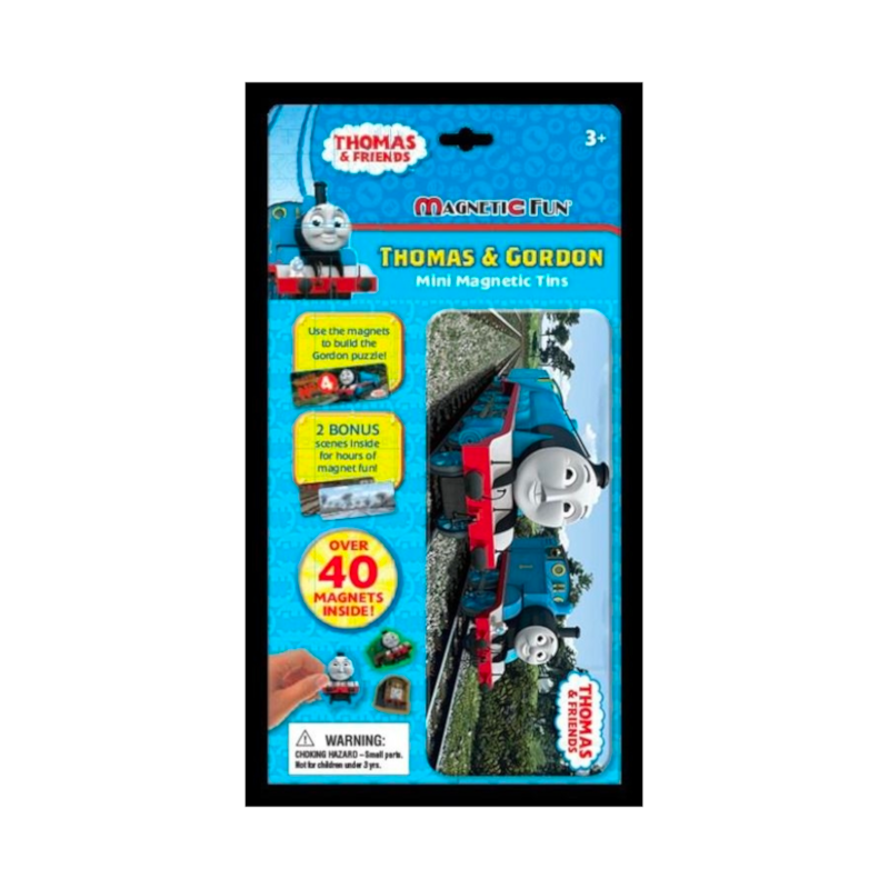 Thomas and Gordon Mini Magnetic Tin