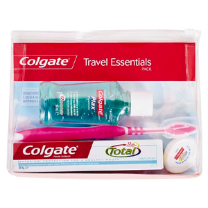 Colgate Travel Essentials Pack