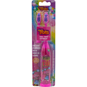 Kids Turbo Power Toothbrush With Spare Head