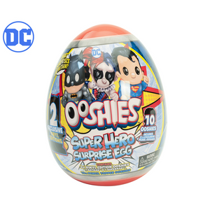 Ooshies DC Super Surprise Egg Collectable