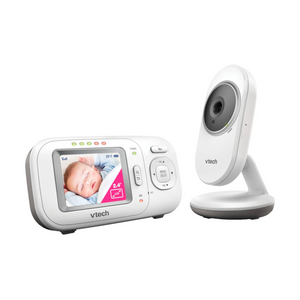 VTech BM2800 Baby Safe & Sound Full Colour Video & Audio Baby Monitor