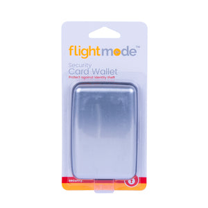 Flightmode Security Card Wallet
