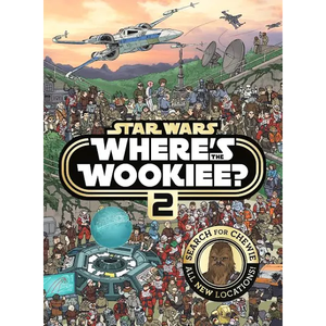 Star Wars Where's the Wookiee? 2