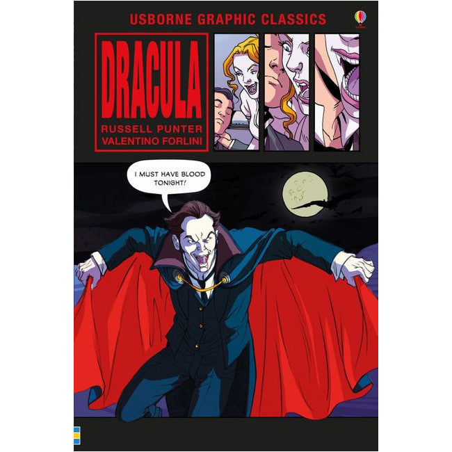 Dracula  Graphic Novel - Hard Cover