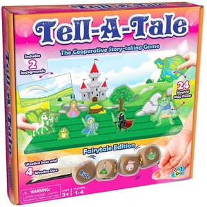 Tell-A-Tale - The Cooperative Storytelling Game: Fairytale Edition