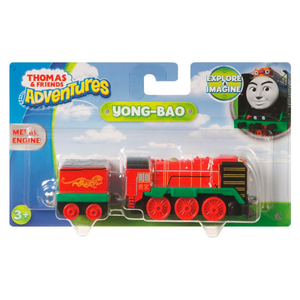Thomas And Friends Adventures Metal Engine Yong-Bao
