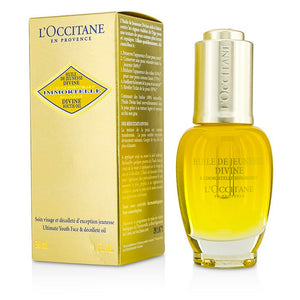 L'Occitane Immortelle Divine Youth Oil Ultimate Youth Face & Decollete Oil 30ml/1oz